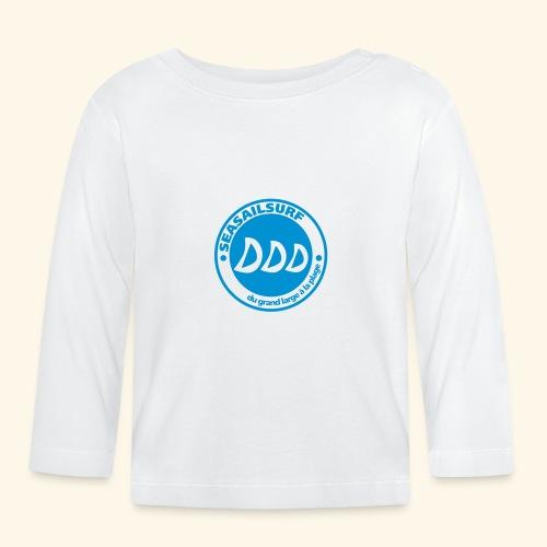 1107ssslogorondfrutol - T-shirt manches longues Bébé