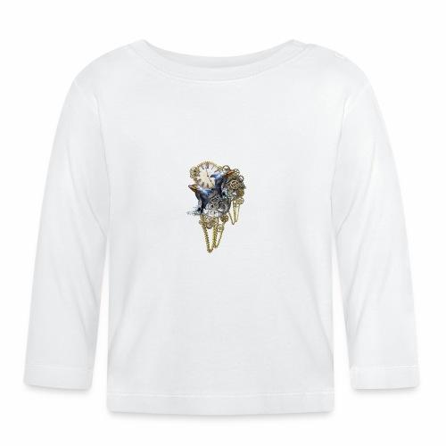 Timepiece sculpture - Baby Long Sleeve T-Shirt