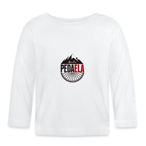 PEDAELA - Camiseta manga larga bebé