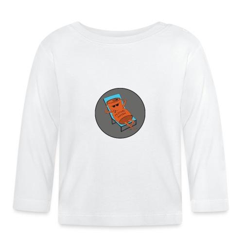 Festivalpodden - Loggan - Långärmad T-shirt baby