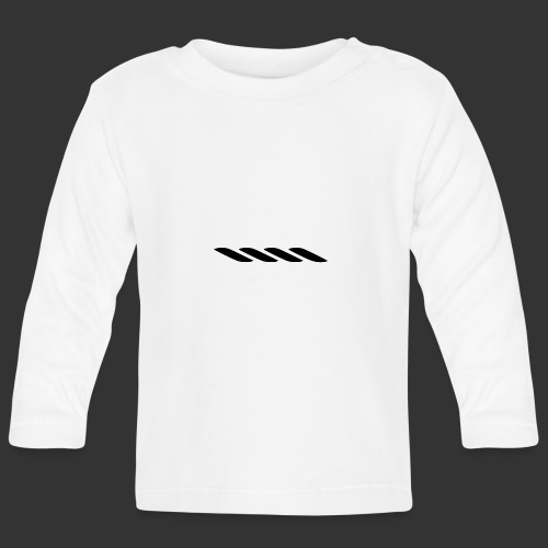 Rope With Bite Logo - Baby Long Sleeve T-Shirt