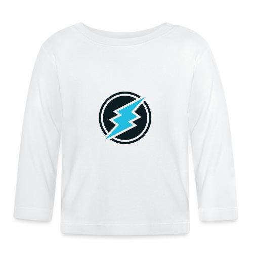 ETN logo - Baby Long Sleeve T-Shirt