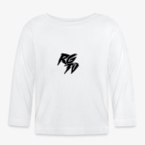 RGTV LOGO - Baby Long Sleeve T-Shirt