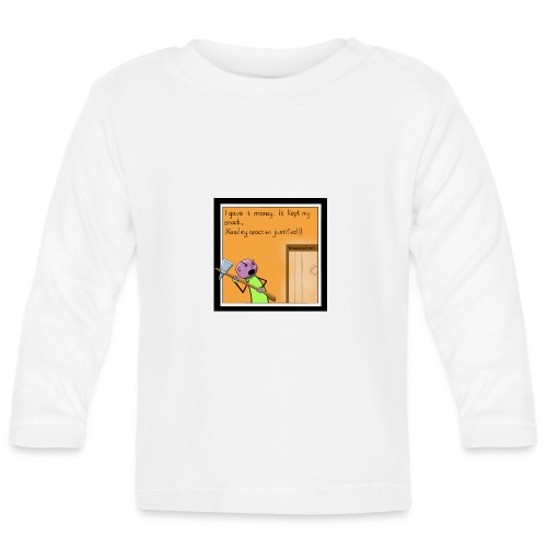Snack Attack - Baby Long Sleeve T-Shirt
