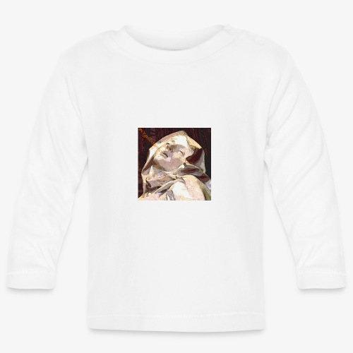#OrgulloBarroco Teresa - Camiseta manga larga bebé