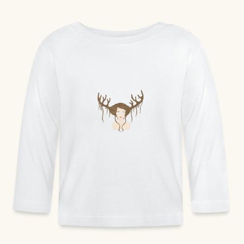 Blind Deer. - T-shirt manches longues Bébé
