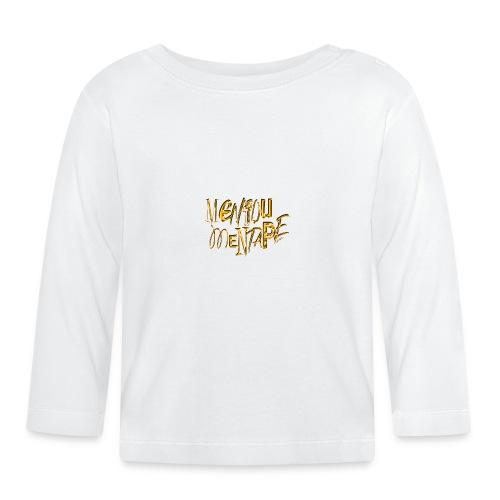 MENFOUMENTAPE doré by Alice Kara - T-shirt manches longues Bébé