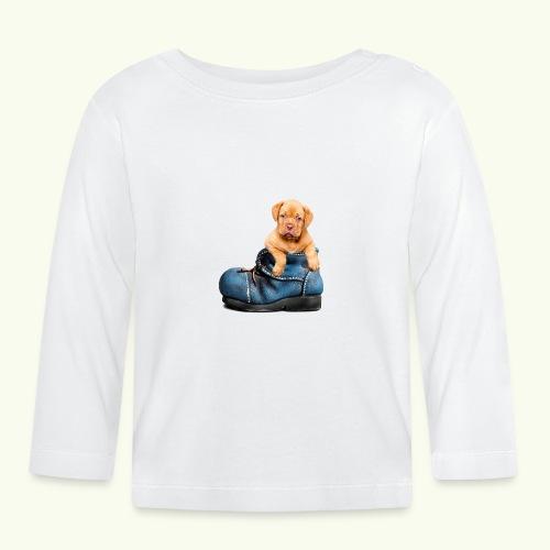 Cucciolo - Maglietta a manica lunga per bambini