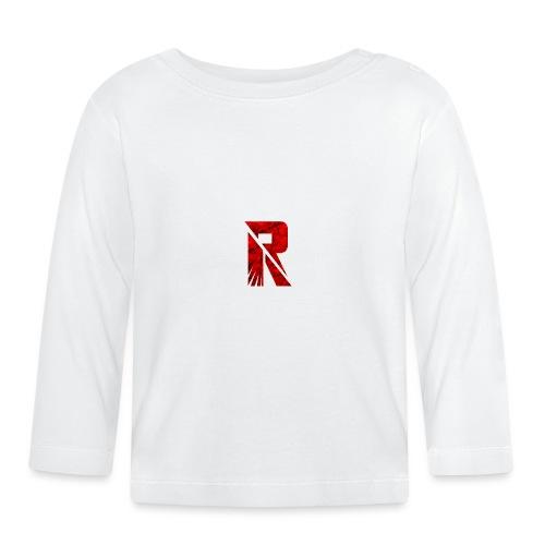 RaZe R Logo - Baby Long Sleeve T-Shirt