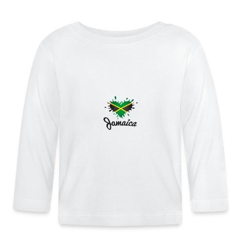 Love Jamaica - Baby Langarmshirt