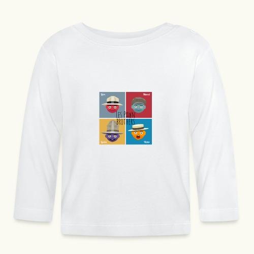 Les Pawn Brothers - T-shirt manches longues Bébé