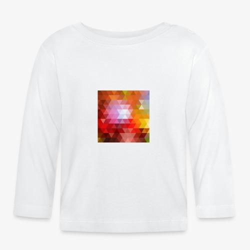 TRIFACE motif - T-shirt manches longues Bébé