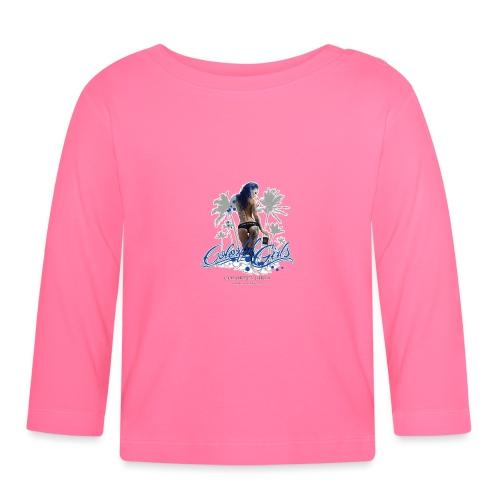 Carina Colorful 2 - Baby Langarmshirt
