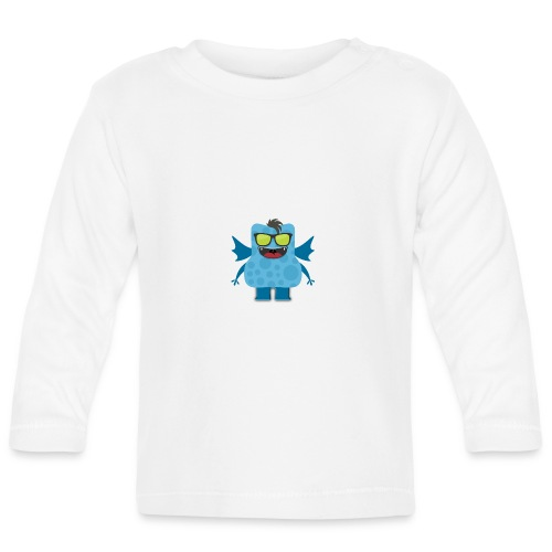 Wachinait Sonriente - Baby Long Sleeve T-Shirt