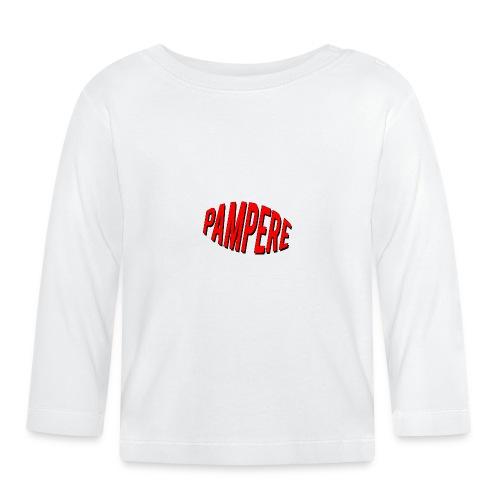 pampere - Koszulka niemowlęca z długim rękawem