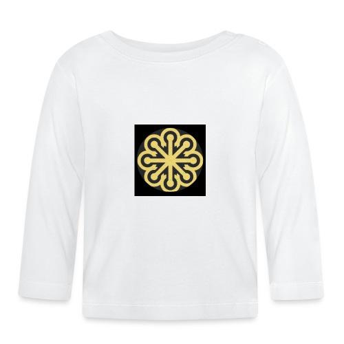 BGLogoGOLD - Baby Long Sleeve T-Shirt