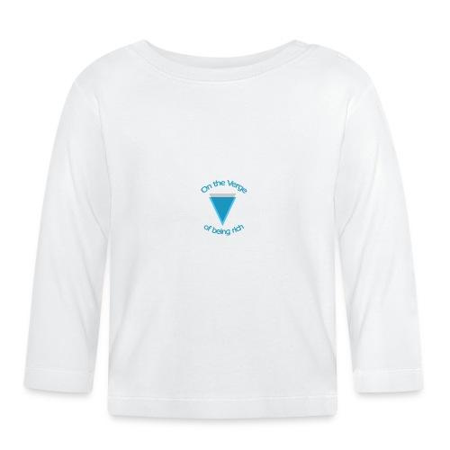 Verge met lijn - T-shirt