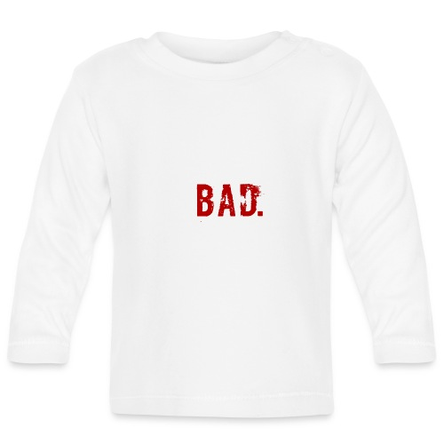 Swooping is Bad Design - Baby Long Sleeve T-Shirt