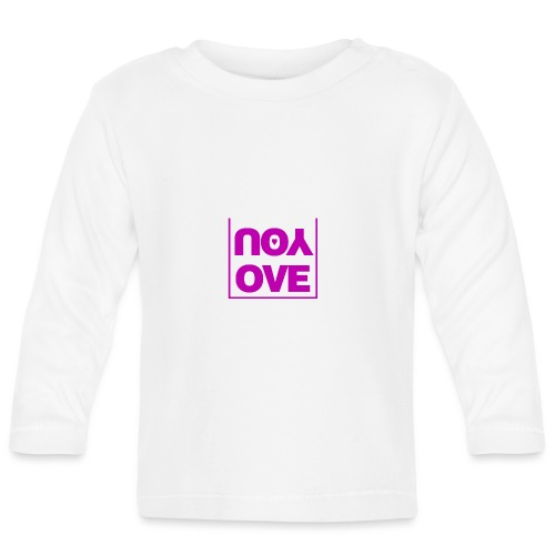 Love - Långärmad T-shirt baby