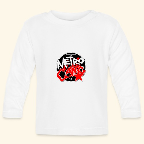 METRO GANG LIFESTYLE - Baby Long Sleeve T-Shirt