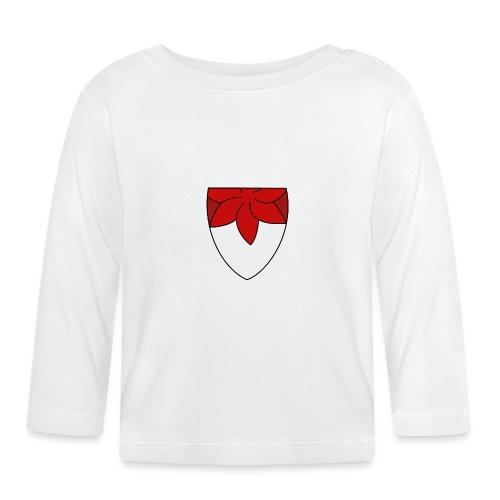 Siebenstern+Frankenwappen - Baby Langarmshirt