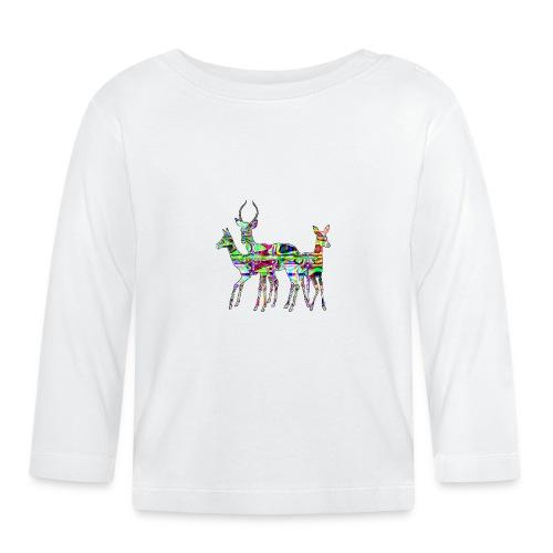 Biches - T-shirt manches longues Bébé