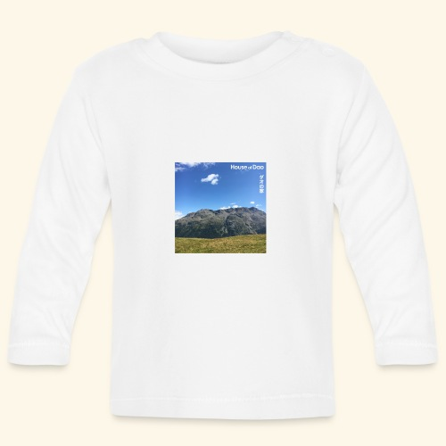 House of Dao - Top of Mountain View - Baby Langarmshirt