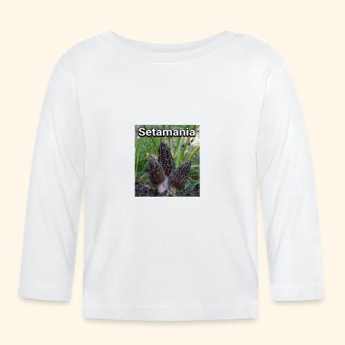 Colmenillas setamania - Camiseta manga larga bebé