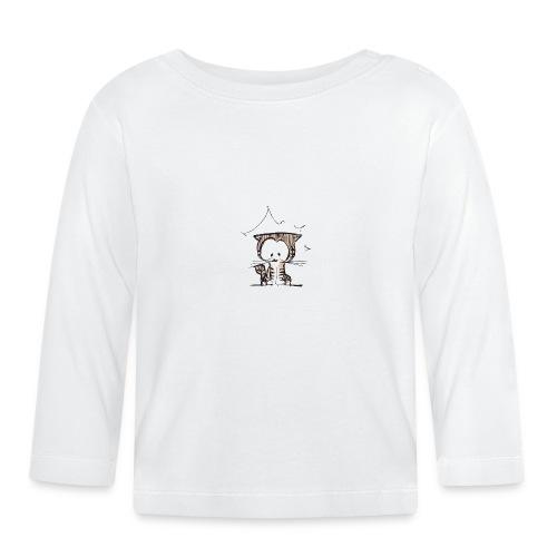 Cat 06o - T-shirt manches longues Bébé
