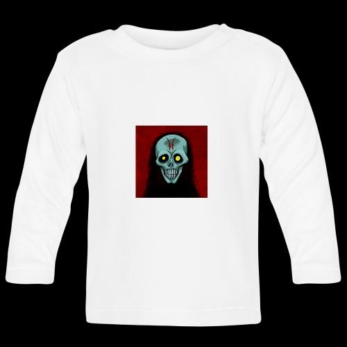 Ghost skull - Baby Long Sleeve T-Shirt