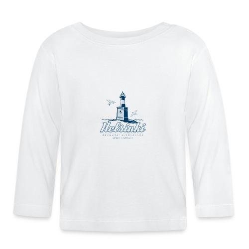 HELSINKI HARMAJAN MAJAKKA - Tekstiilit ja lahjat - Vauvan pitkähihainen paita