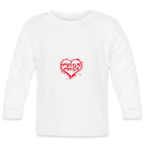 CHARLES CHARLES VALENTINES PRINT - LIMITED EDITION - Baby Long Sleeve T-Shirt