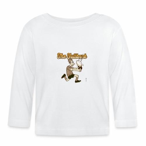 Fullback_Marplo_mug - Maglietta a manica lunga per bambini