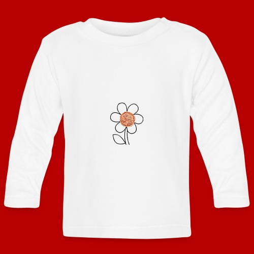Pizzaflower Edition - Baby Langarmshirt