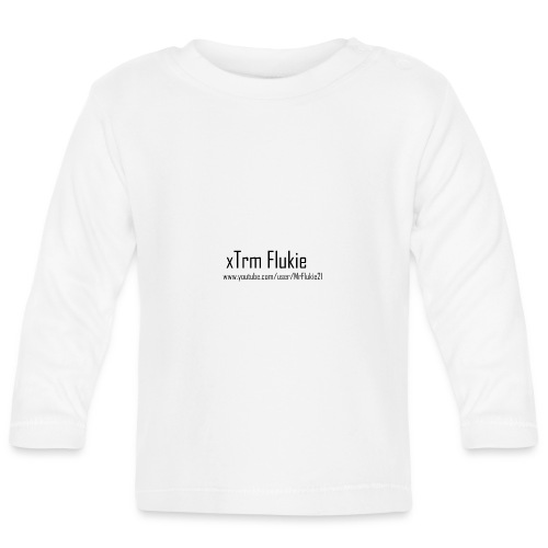 xTrm Flukie - Baby Long Sleeve T-Shirt