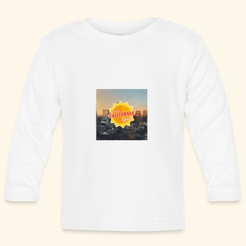 California Spirit City - T-shirt manches longues Bébé