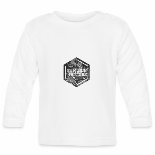 Outcode Records Art - Camiseta manga larga bebé