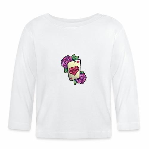 Tarot Mortal - Camiseta manga larga bebé