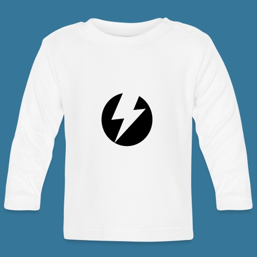 BlueSparks - Inverted - Baby Long Sleeve T-Shirt