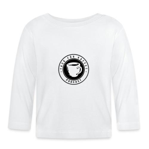 TFK logo - Långärmad T-shirt baby