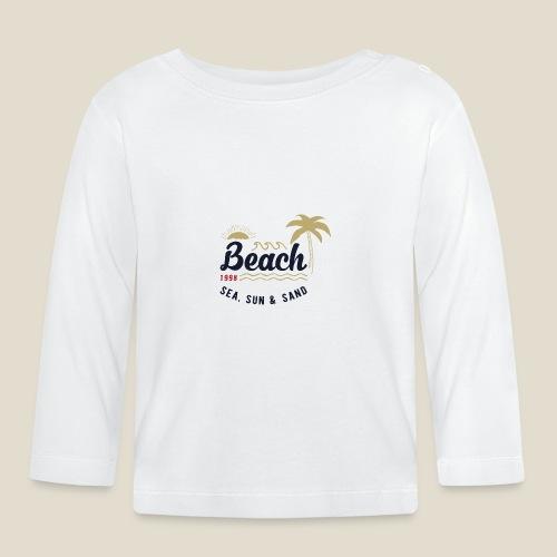 Outdoor beach - T-shirt manches longues Bébé
