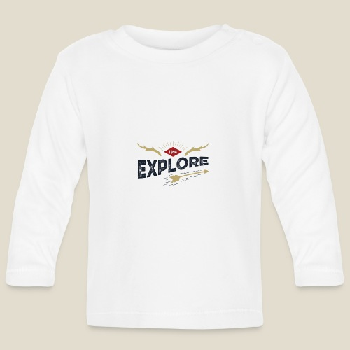 Outdoor explore - T-shirt manches longues Bébé