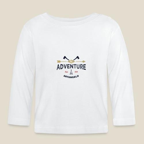 Outdoor adventure - T-shirt manches longues Bébé