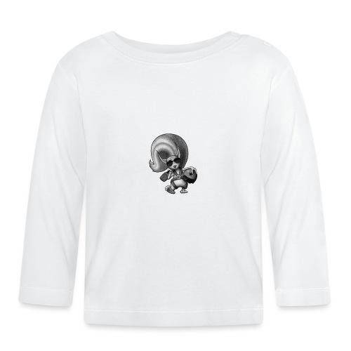 Squirrel Pilot - Baby Langarmshirt