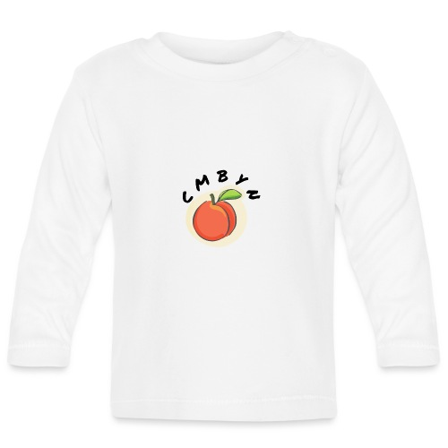 Call Me By Your Name | Pfirsich | Film - Baby Langarmshirt