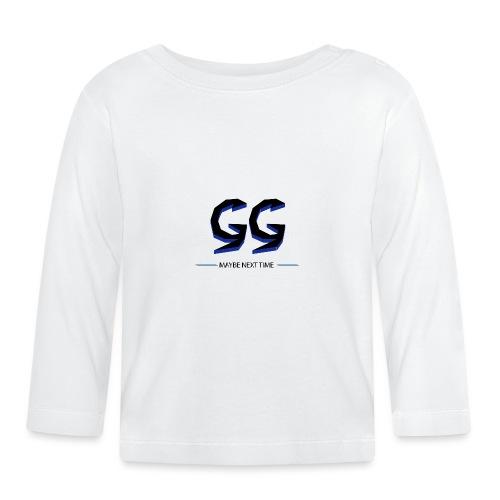 GG - MAYBE NEXT TIME blue - Baby Langarmshirt