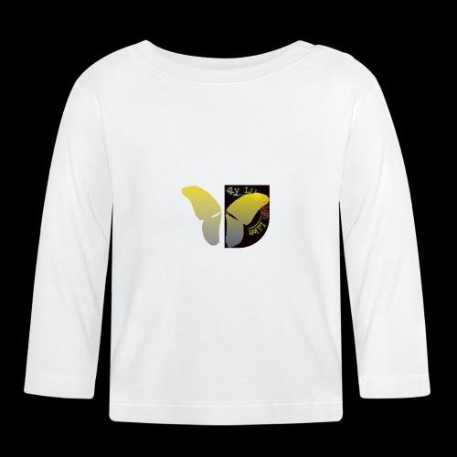 Butterfly high - Baby Langarmshirt