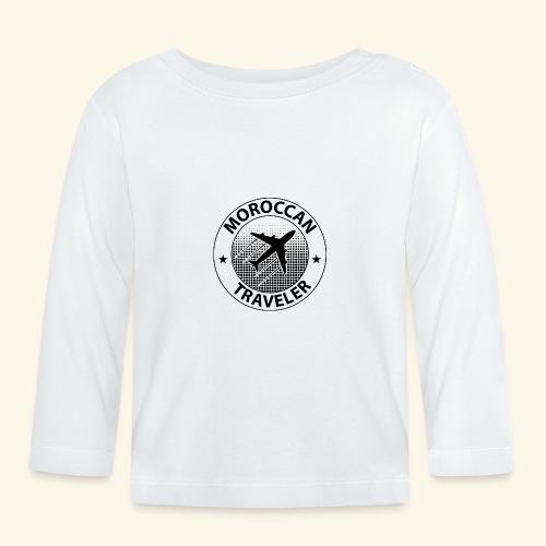 Moroccan Traveler - T-shirt manches longues Bébé