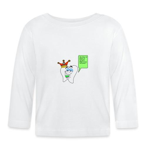 Der Doktor ruft - Baby Langarmshirt