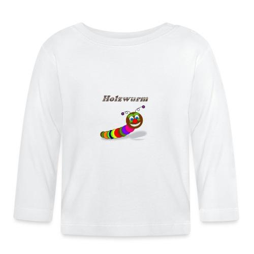 Holzwurm Design - Baby Langarmshirt